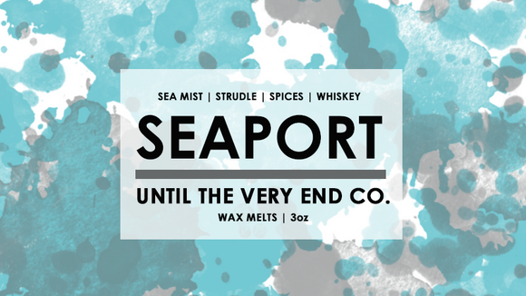 Seaport Wax Melts