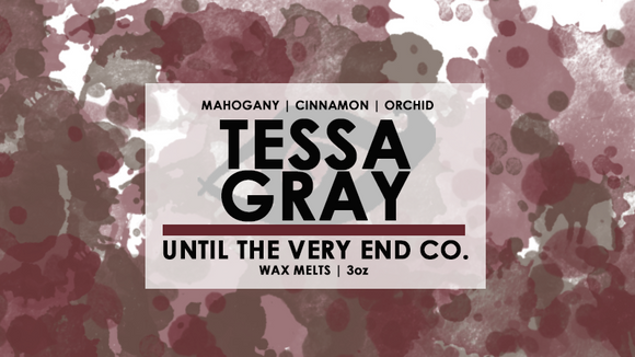 Tessa Grey Wax Melts