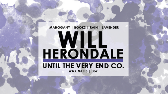 Will Herondale Wax Melts