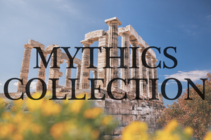 Mythics Collection Greek Gods Series