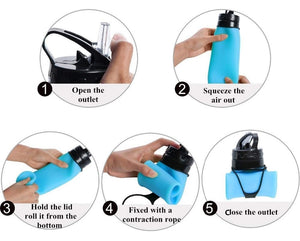 Introducing our New collapsible bottles