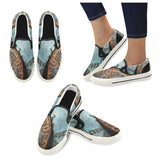 Old Money Mens Slip-on Casual Shoes