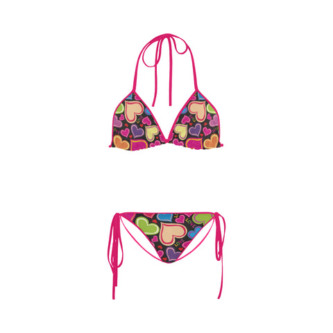 "Copy of ""cute heart"" Custom Bikini Swimsuit"