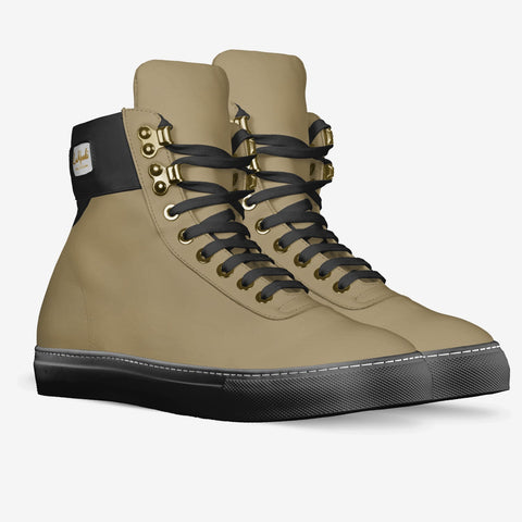 The Alta vintage high tops (dark berge)