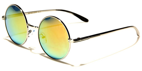 Eyedentification Unisex Round Sunglasses