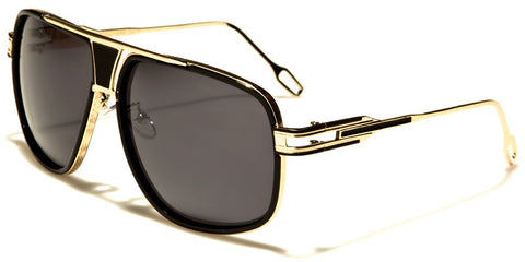 Eyedentification Men's Aviator Sunglasses