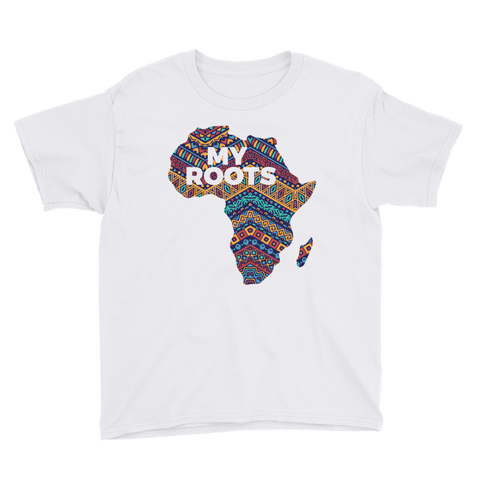My Roots Youth Short Sleeve T-Shirt