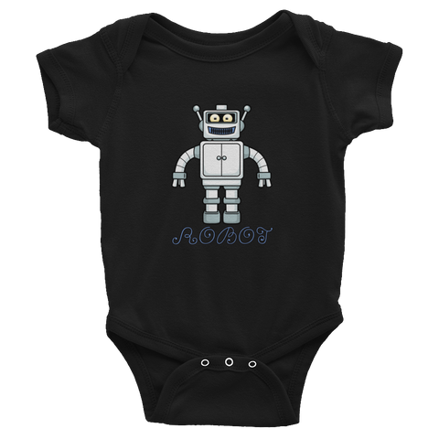 Matisse Robot Infant Bodysuit