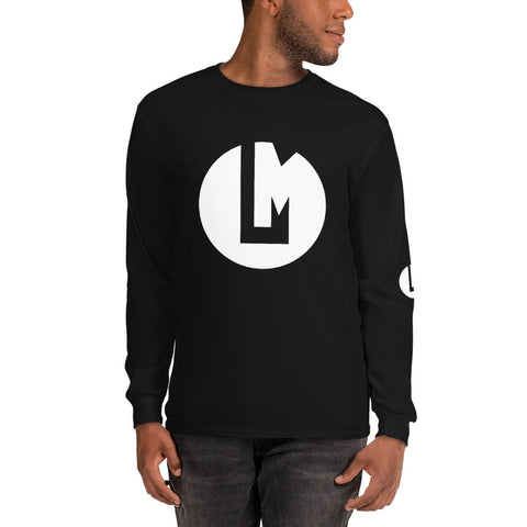 LaMonki symbol Men's Long Sleeve Shirt