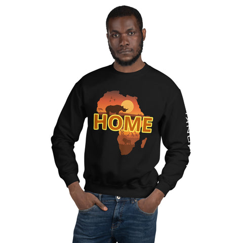 Home Unisex Sweatshirt