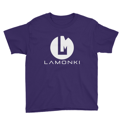LaMonki Iconic Youth Short Sleeve T-Shirt