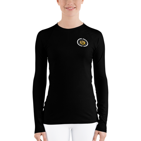 Animal farm Women's Rash Guard