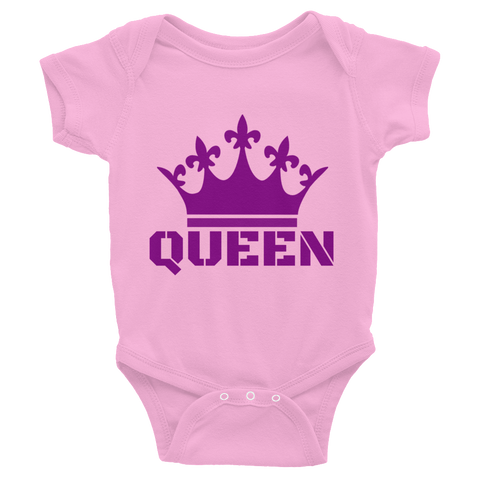 Queen Infant Bodysuit