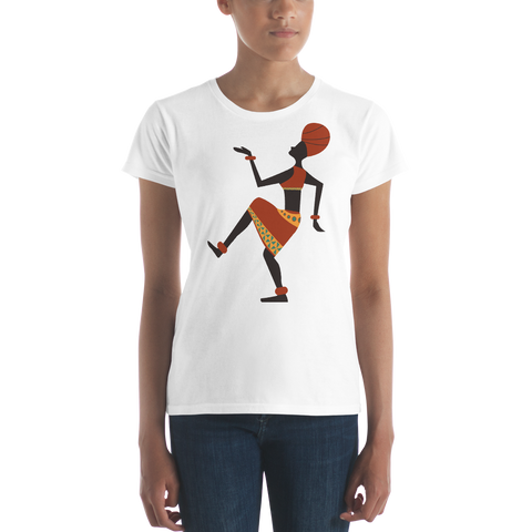 Dancer Women's short sleeve t-shirt