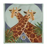 Giraffes Basic Pillow Case only