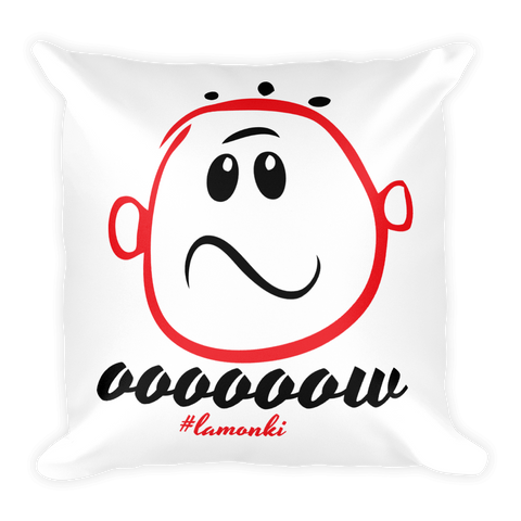 Oow Square Pillow