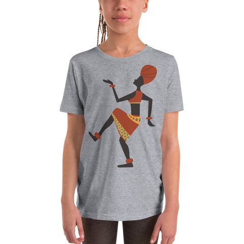 Dancer Youth Short Sleeve T-Shirt
