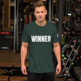 Winner Short-Sleeve Unisex T-Shirt