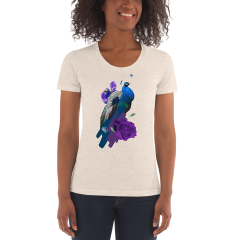 Bird Women's Crew Neck T-shirt