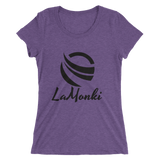 LaMonki Ladies' short sleeve t-shirt