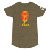 LaMonki Lion Long Body Urban Tee