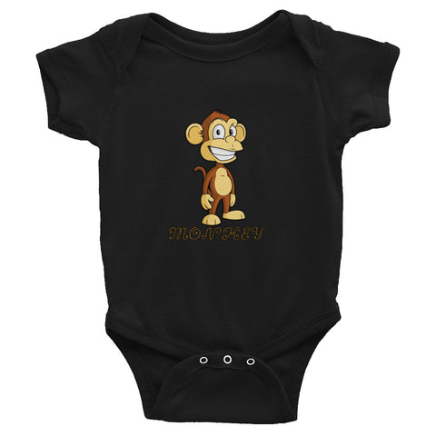Matisse Monkey Infant Bodysuit