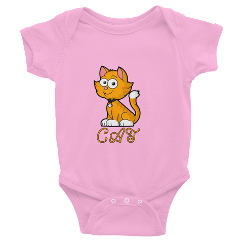 Matisse Cat Infant Bodysuit
