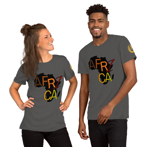 Africa Short-Sleeve Unisex T-Shirt