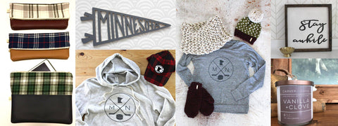 Carver Junk Company Holiday Gift Guide 2017 | MN Locally Handmade Gift Ideas for the Whole Family