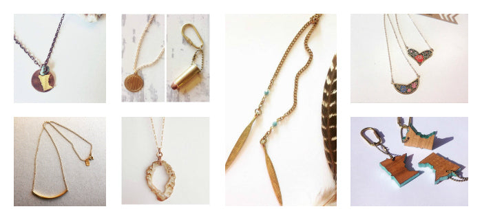 BaublesBobbies | Jewelry Trunk Show | Minneapolis | Carver Junk Company