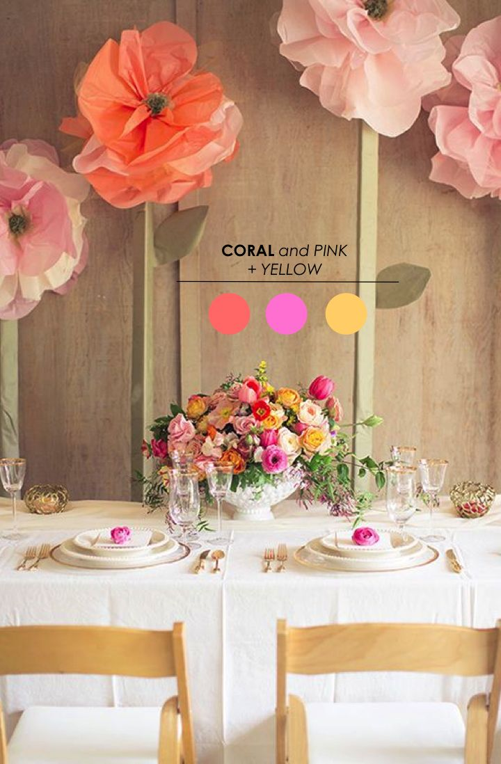 MakeMN Paper Flower Decorating Idea Flower Wedding Wall