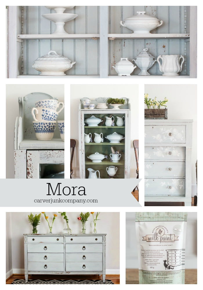 Mora Collage Color of the Month Carver Junk Company