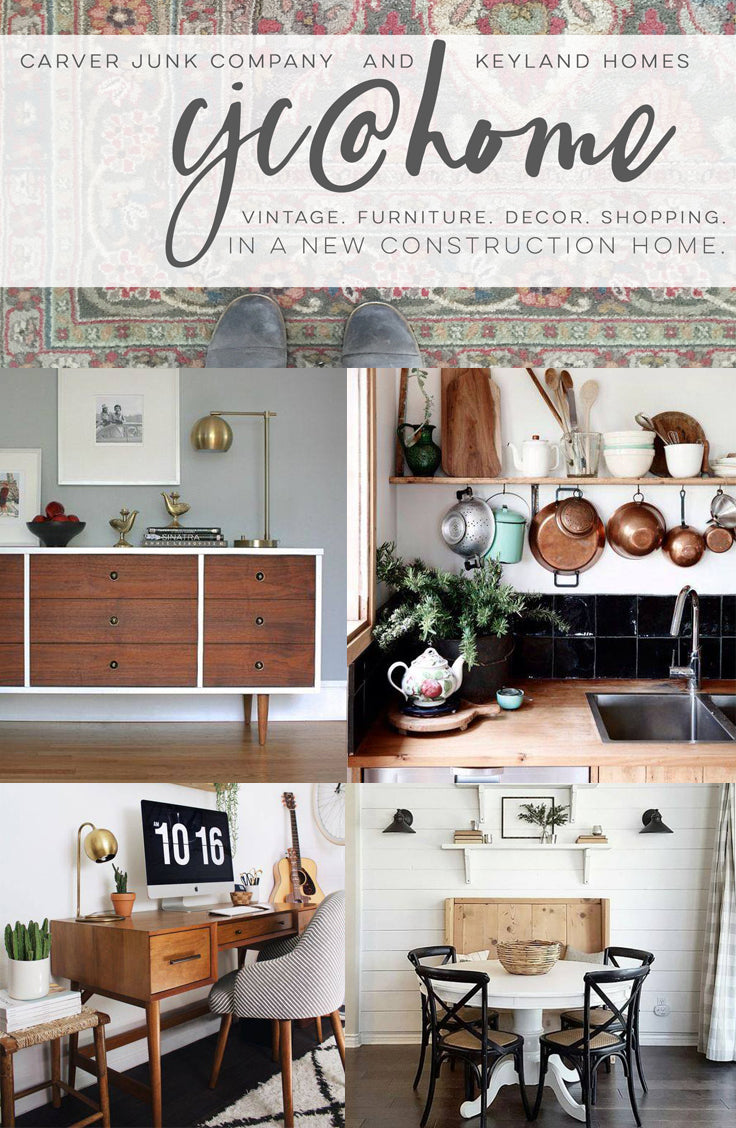 Carver Junk Company presents | CJCat HOME Spring 2017 | Modern Bohemian Farmhouse | Minneapolis Interior Design
