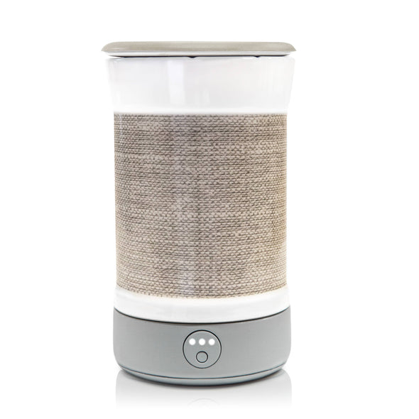 Signature Wax Warmer - Gray Linen