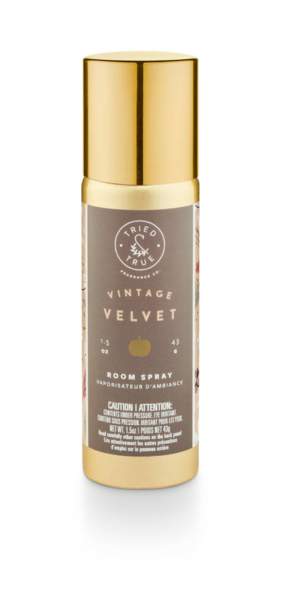 Vintage Velvet Room Spray