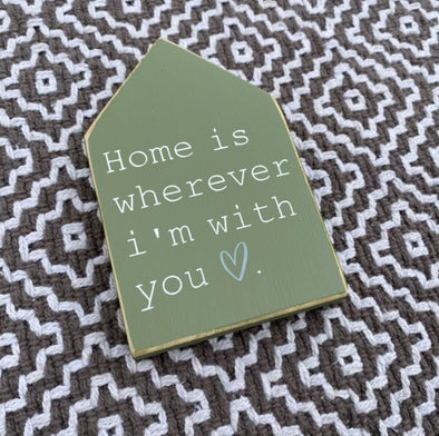 Wooden House Sayings