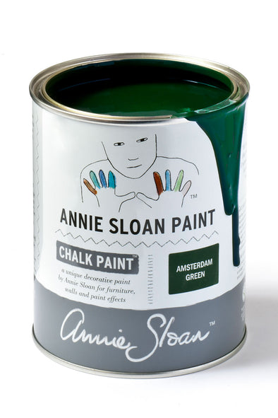 Amsterdam Green - Chalk Paint® by Annie Sloan