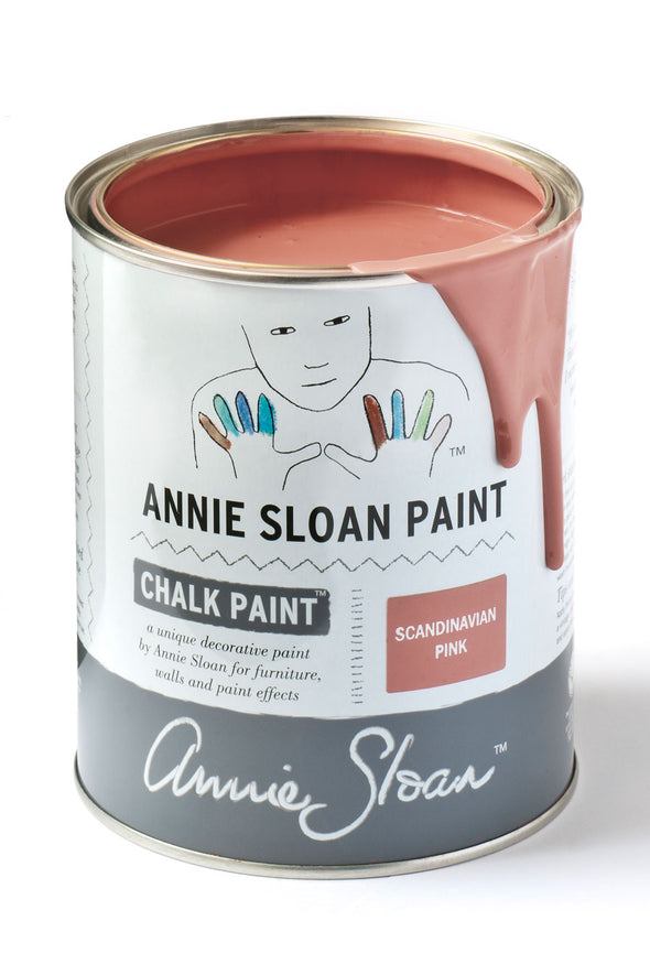 Scandinavian Pink - Chalk Paint® by Annie Sloan