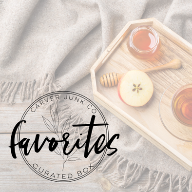 Favorites Home Decor Box: Fall 2020