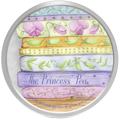 The Princess' Pea DIY Fairytale Garden Kit