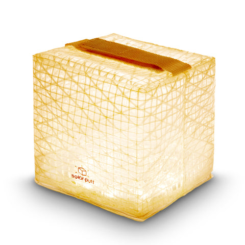 SOLIGHT DESIGN SolarPuff™ Solar Lantern Light Warm White