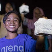 SOLIGHT DESIGN Donate a Light, GIVE Light Program