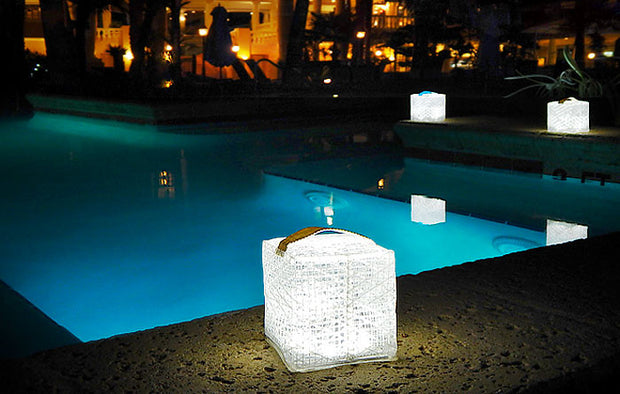 solar lanterns for patio, deck or pool