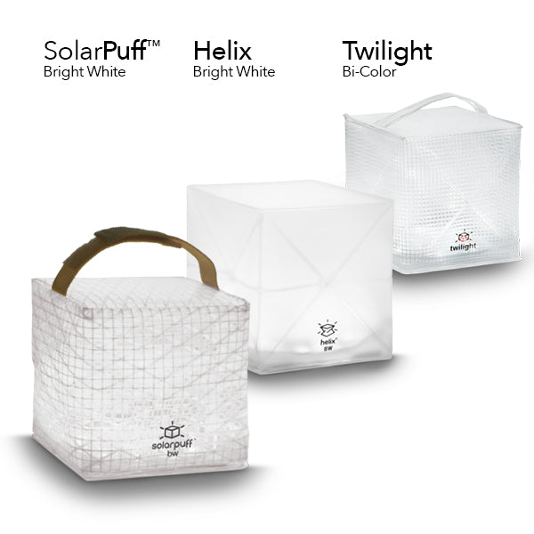 SOLIGHT DESIGN Solar Lantern Light Variety Bundle