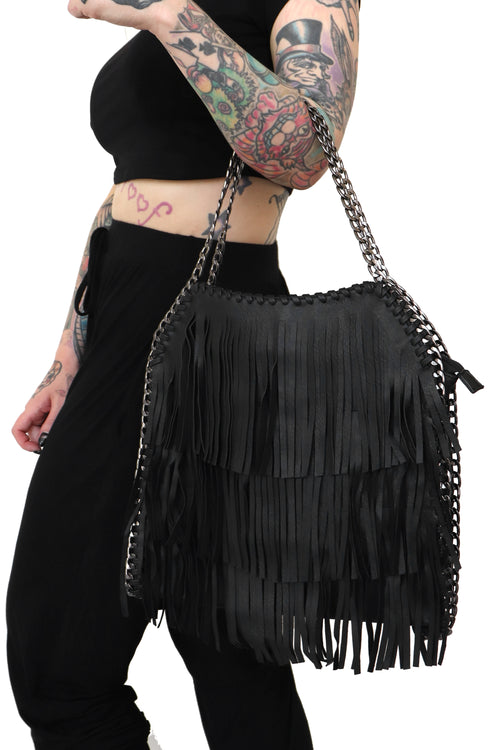 Margo Fringe Bag