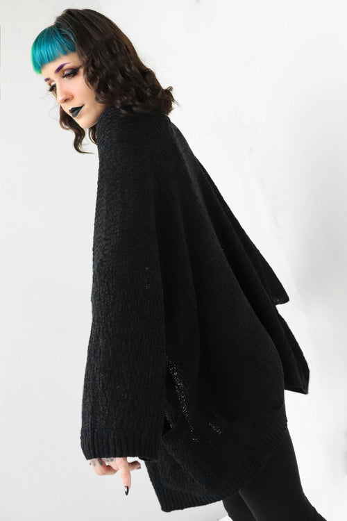 Salem Oversized Sweater with Pockets!