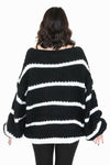 Addams Oversized Sweater