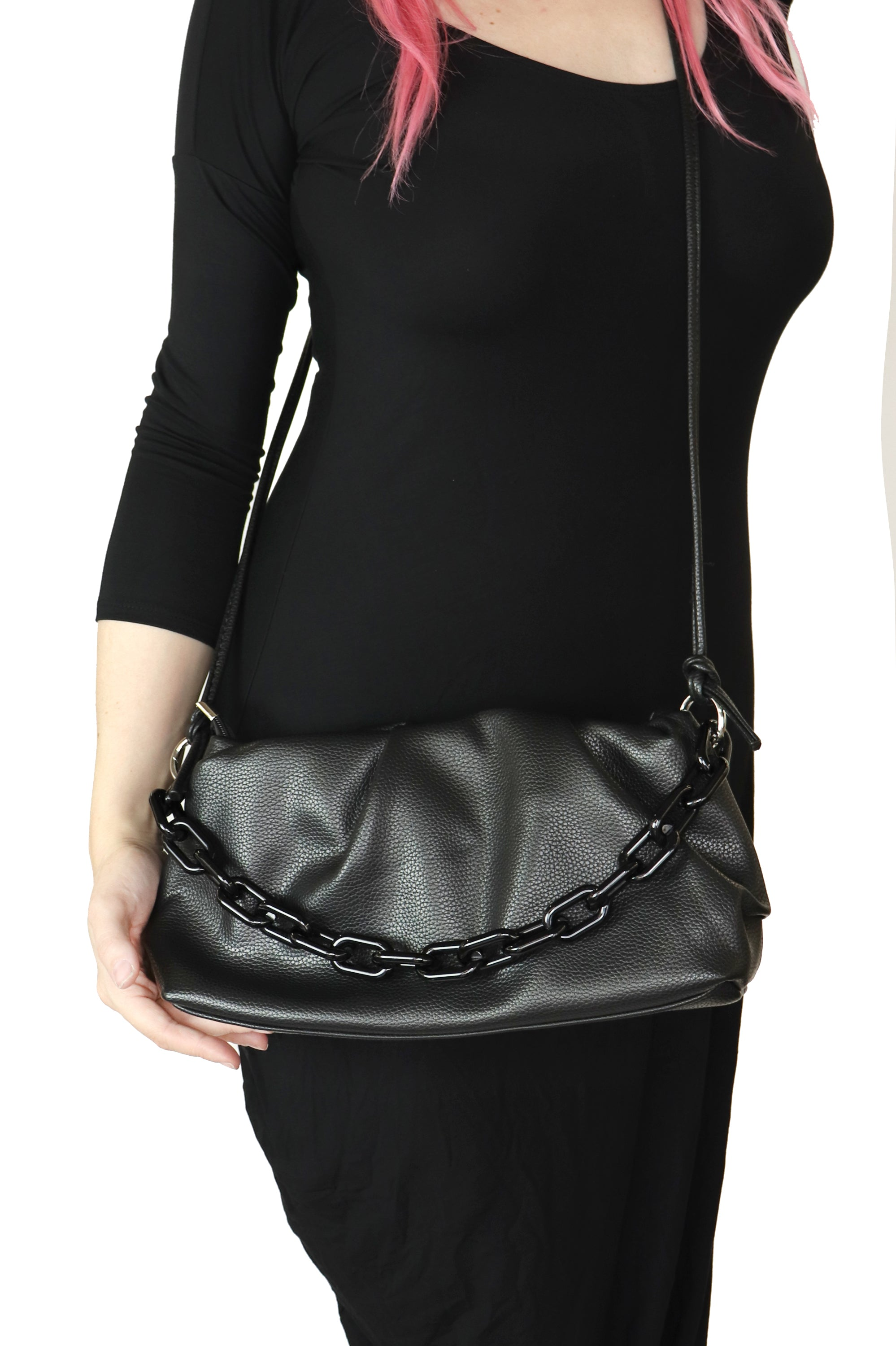 Dark Entries Crossbody Bag