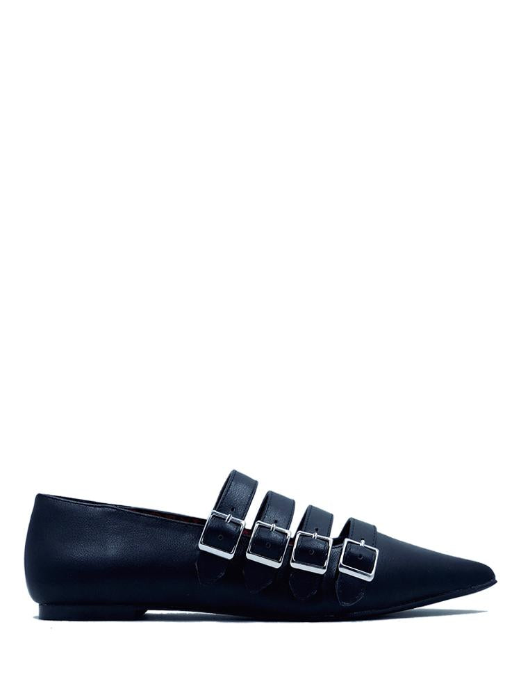 Coven Buckle Flats