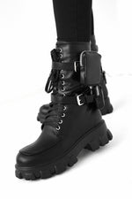 Total Impact Pocket Platform Boots- Sizes 5.5/6/7 left!